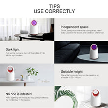 Load image into Gallery viewer, Electric USB Mosquito Killer Lamp Anti Mosquito Repellent