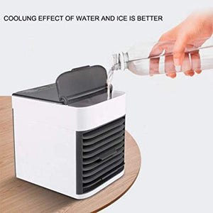 Personal Air Conditioner Cooler Mini Portable Air Conditioner Humidifier for Home Office Use