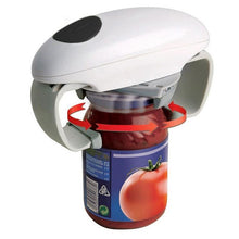 Load image into Gallery viewer, Automatic Electric Can Tin Opener Kitchen Tools Gadget New