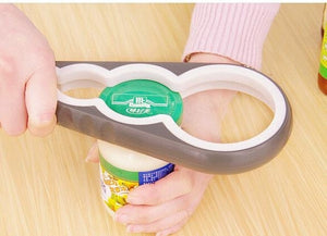 Easi Twist Multi Jar Opener Bottle Lid Gripper Grip