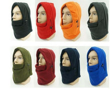 Load image into Gallery viewer, Multiway Thermal Fleece Balaclava