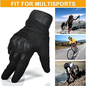 Military Tactical Gloves Army Outdoor Sports Motocycel Full Finger Gloves
