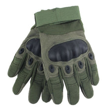 Load image into Gallery viewer, Military Tactical Gloves Army Outdoor Sports Motocycel Full Finger Gloves