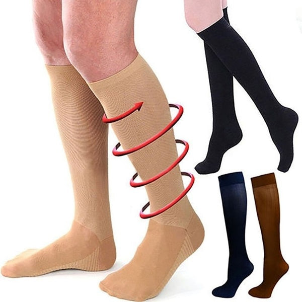 Relief Compression Knee Stockings Leg Socks Relief Pain Support Socks