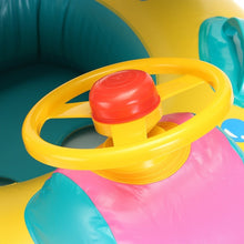 Load image into Gallery viewer, Summer Baby Kids Swim Ring Seat Float Boat Inflatable Trainer Pool