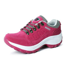 Load image into Gallery viewer, Women Outdoor Sports Shoes Casual Fitness Running Shoes