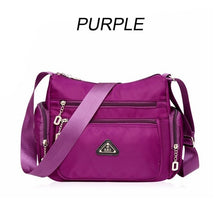 Load image into Gallery viewer, Women's Waterproof Nylon Single-shoulder Bag Mini Bag Casual Wallet