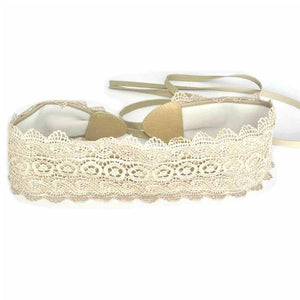 Lace Wide Belt All-match Belt Woman Luxury  Dress Belt Holiday Party Lover Gift
