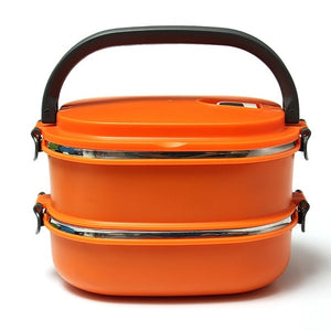 Outdoor Picnic Thermal Insulated Lunch Box