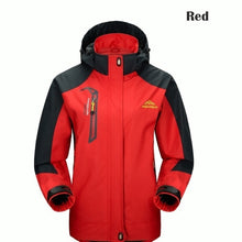 Load image into Gallery viewer, Women Windbreaker Waterproof Camping Hiking Jacket Women Outdoor Sports Coat For Climbing Cycling Fishing