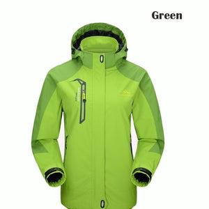 Women Windbreaker Waterproof Camping Hiking Jacket Women Outdoor Sports Coat For Climbing Cycling Fishing