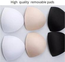 Load image into Gallery viewer, 3pcs/set Sexy Seamless Add Pads Sport bra Women Push Up Body Shaper Underwear