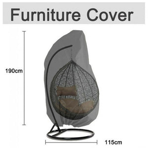 Rattan Swing Cover