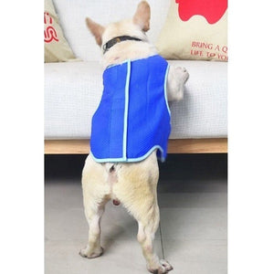 Summer Dog Cooling Vest Coat Sleeveless Puppy Jacket Pet Clothes Clothing for Dogs XS-L