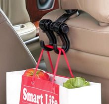 Load image into Gallery viewer, Car Seat Back Storage Hook Sundries Hanger