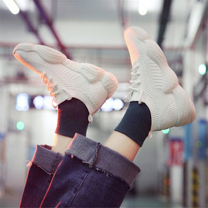 Women Outdoor Comfortable Mesh Sneakers