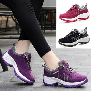 Women Outdoor Sports Shoes Casual Fitness Running Shoes