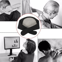 Load image into Gallery viewer, Self-heating Shoulder Pads, Composite Heating Cloth Magnetic Shoulder Pads