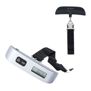 Precision Portable Suitcase 50kg/10g Electronic Digital Luggage Scales