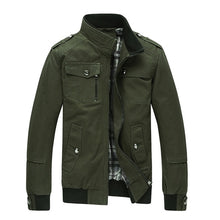 Load image into Gallery viewer, Mountainskin Casual Men's Jacket Spring Army Military Jacket