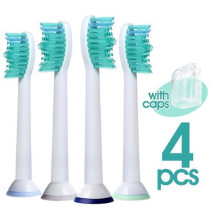 Toothbrush Replacement Heads for Philips Sonicare ProResult HX6014