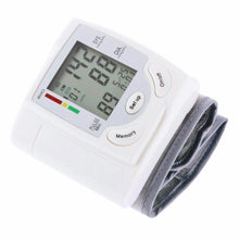Load image into Gallery viewer, Automatic Medical Home Health Care Arm Meter Pulse Wrist Blood Pressure Monitor
