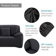 Load image into Gallery viewer, Sofa Sets Plush Elasticity Tight Package All-inclusive Cover Cloth 4 Size