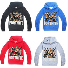 Load image into Gallery viewer, Fortnite Children's Sweater Boys Cotton Hoodies