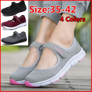 New Style Women's Fashion Anti Slip Sport Fitness Shoes Running Shoes
