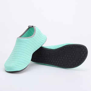 Water Sports Shoes Barefoot Shoes Quick-Dry Aqua Yoga Beach Socks Slip-On For Men Women