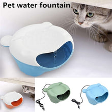 Load image into Gallery viewer, Automatic Pet Water Fountain Electric Water Dispenser Drinking Bowl for Small Cat Dog