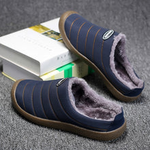 Load image into Gallery viewer, Outdoor and Indoor Unisex Cozy Warm Slip-Resistant Cotton Home Slippers