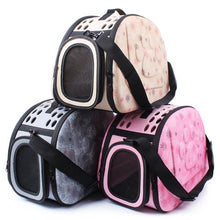 Load image into Gallery viewer, Pet Carrier Puppy Dog Cat Outdoor Travel Shoulder Bag for Small Dog