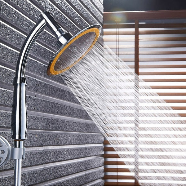 Shower head Rain Shower Big 4/6 Inch High Pressure Bathroom Rainfall Shower SPA Ultra-thin Showerhead Head