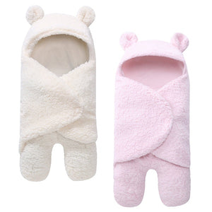 Newborn Infant Baby Boy Girl Swaddle Baby Sleeping Wrap Blanket