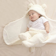 Load image into Gallery viewer, Newborn Infant Baby Boy Girl Swaddle Baby Sleeping Wrap Blanket