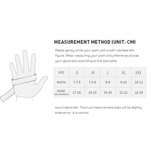 Antiskid Unisex Winter Thermal Outdoor Sports Windproof Touch Screen Gloves