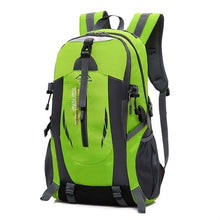 Load image into Gallery viewer, 50L USB Outdoor Hiking Sport Trekking Fishing Waterproof Camping Backpack