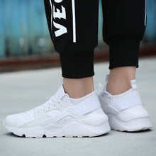 Load image into Gallery viewer, Womens/Mens Breathable Shoes Casual Flats Couples Shoes Fashion Running Sport Knitted Fly Weaving Shoes