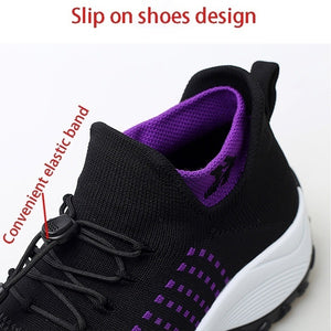 Women's Sneakers Casual Shoes Wedge Ladies Running Shoes