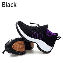 Load image into Gallery viewer, Women's Sneakers Casual Shoes Wedge Ladies Running Shoes