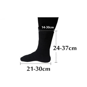 Battery Heating Socks Foot Warm Socks