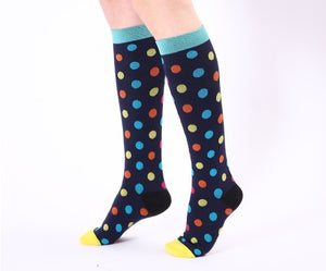 Compression Socks Graduated Athletic Medical for Men Women Running Flight Travels