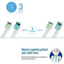 Load image into Gallery viewer, Replacement Electric Toothbrush Heads protective Essential Clean