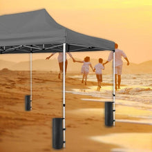 Load image into Gallery viewer, Windproof Canopy Tent Weights Sand Bag