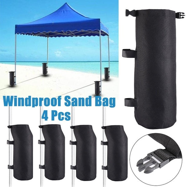 Windproof Canopy Tent Weights Sand Bag