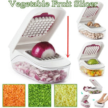 Load image into Gallery viewer, Household Vegetable Fruit Cutter Salad Meat Food Chopper