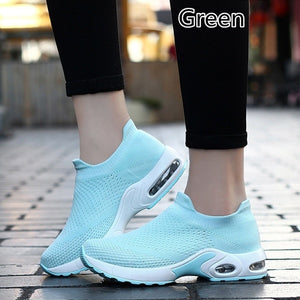 Women Air Cushion Running Shoes