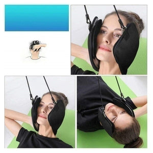 Neck Brace Headache Back Shoulder Pain Relief Hammock
