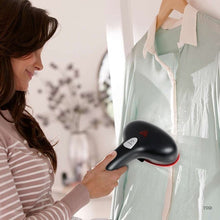 Load image into Gallery viewer, 1500W Garment Steamer Fast Heating Handheld Portable Clothes Steamer